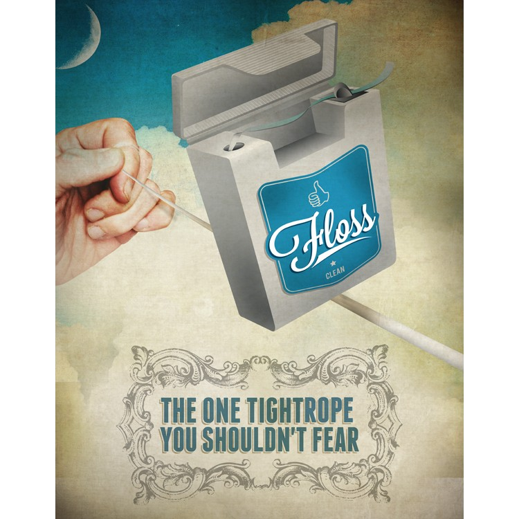Don't Fear The Floss