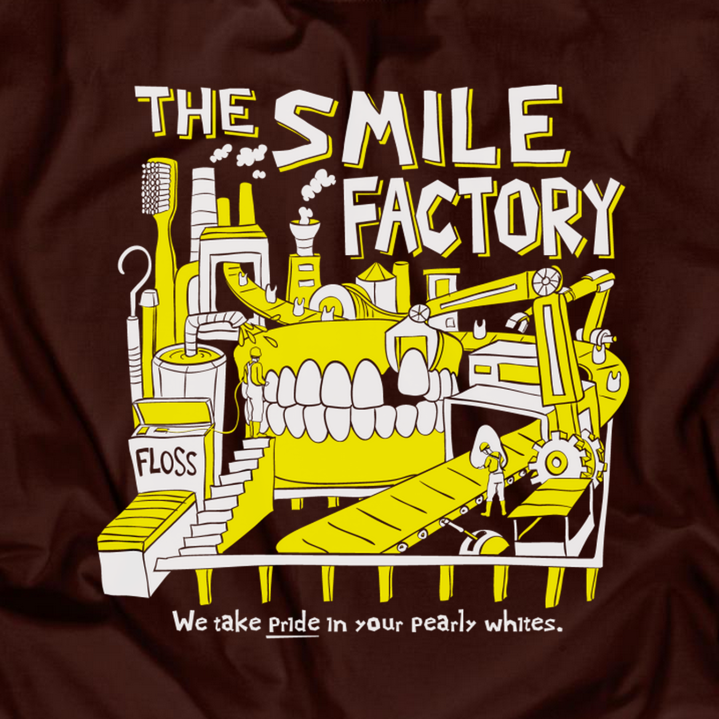 The Smile Factory - Shirts | D...