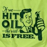 If We Hit Oil
